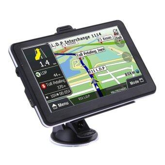 2016 new 7 inch HD Car TRUCK GPS Navigator 800MHZ North America -intl