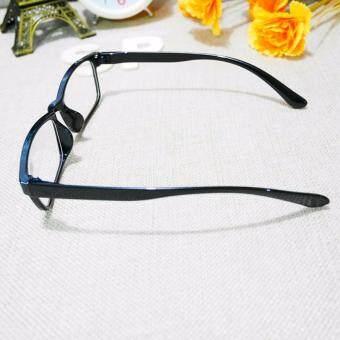 แว่นตาสายตาสั้น-275 แว่นสายตาสั้นมองไกลทรงเหลี่ยมเล็กมาตราฐานสีทูโทนสดใสใหม่ - 2