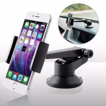 ที่จับมือถือ 3 in 1 เอนกประสงค์ ในรถยนต์ Car Phone Holder ยืดและหมุนได้ 360 องศา