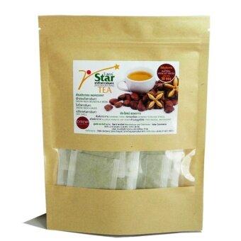 ชาถั่วดาวอินคา(30 ซอง)Sacha Inchi Inca Peanut : ผลิตภัณฑ์ออแกนิค