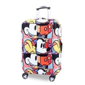 32 นิ้วกระเป๋าเดินทางกระเป๋าเดินทางปกคลุมป้องกัน-XL