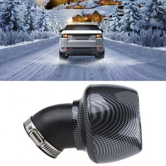 35mm Carbon Fiber Universal Air Filter Cleaner for 150cc-250cc Motorcycle Scooter ATV Dirt Bike - intl