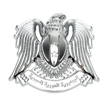 3D Eagle Emblem Car Stickers and Decals Auto Sticker Metal BadgePersonalized Car-styling - intl