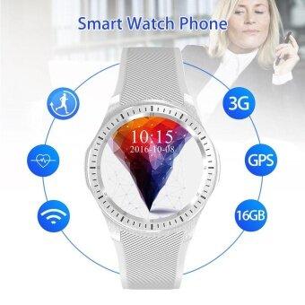 3G/2G WIFI Sport Smart Watch Wrist Android GPS 1GB+16GB Bluetooth Fr Samsung HTC 122709317008 - intl