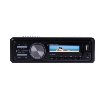 4.1 Inch High-Definition Large-Screen Bluetooth Car MP5 Player -intl