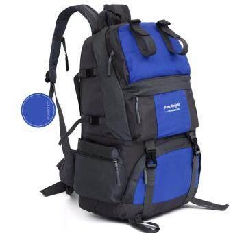กระเป๋าเป้สะพายหลัง 50L KF waterproof