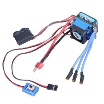 60A Car Auto Use Supply Brushless Electric for (ESC) 1:10 RacingTruck - intl