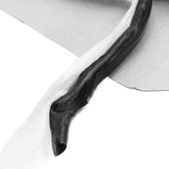 9mm x 4mm Rubber Glue Headlight Sealant Retrofit Reseal HID Headlamps Taillight Shield .