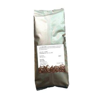 A&O coffee เมล็ดกาแฟสดอาราบิกา 100 % คั่วหอมเกรด AA แบบบด (250 กรัม) (image 2)