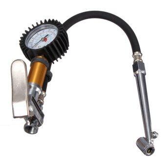 รถบรรทุกยางล้อรถยนต์รถจักรยานยนต์เครื่องใช้เครื่องมือดันผลงานไดอัลเกจ\n220 PSI
