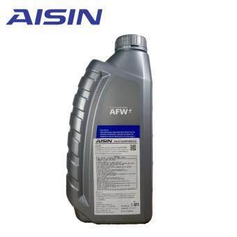 Aisin น้ำมันเกียร์อัตโนมัติ AT Fluid Wide Range AFW+ FullySynthetic ขนาด 1 ลิตร (จำนวน 3 กระป๋อง) รูบที่ 2