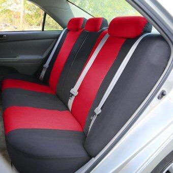 Allwinหน้ารถหลังรถผ้าคลุมเบาะรถยนต์เอนกประสงค์เก้าอี้ยานพาหนะอุปกรณ์ครอบ (image 1)