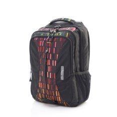 American Tourister กระเป๋าเป้ รุ่น DODGE BACKPACK 02 สีBLACK