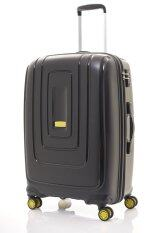 AMERICAN TOURISTER กระเป๋าเดินทาง รุ่น LIGHTRAX  SPINNER 55/20 TSA สี BLACK