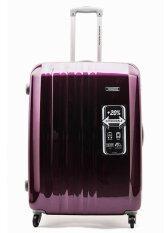 American Tourister กระเป๋าเดินทาง รุ่น STREAM-ALFA  ขนาด 28 นิ้ว - สีม่วง