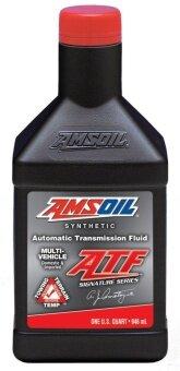 AMSOIL น้ำมันเกียร์ออโต้เมติกสังเคราะห์ AMSOIL รุ่น Multi-Vehicle(ATF)