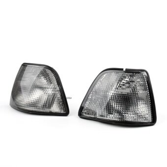 Harga Areyourshop For BMW 1992-1999 E36 3-Series 2Dr Coupe/ConvertibleEuro Corner Lights - Smoke - intl