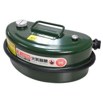 Astro Products ถังน้ำมันสำรองเหล็กกล้าเคลือบกันสนิม 3 ลิตร ( สีเขียว )