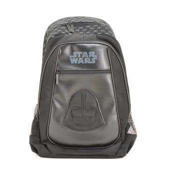 Bata Disney กระเป๋าสะพายหลังแบบมีล้อลาก ลายสตาร์วอร์ สีดำ รหัส 9926770 ...