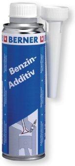 BERNER หัวเชื้อล้างระบบเครื่องยนต์เบนซิล 300 ml.