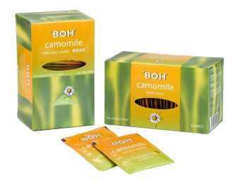 BOH ชาสมุนไพร คาโมมายล์ 1X35G.: ซื้อขาย ชา ออนไลน์ในราคาที่ถูกกว่า