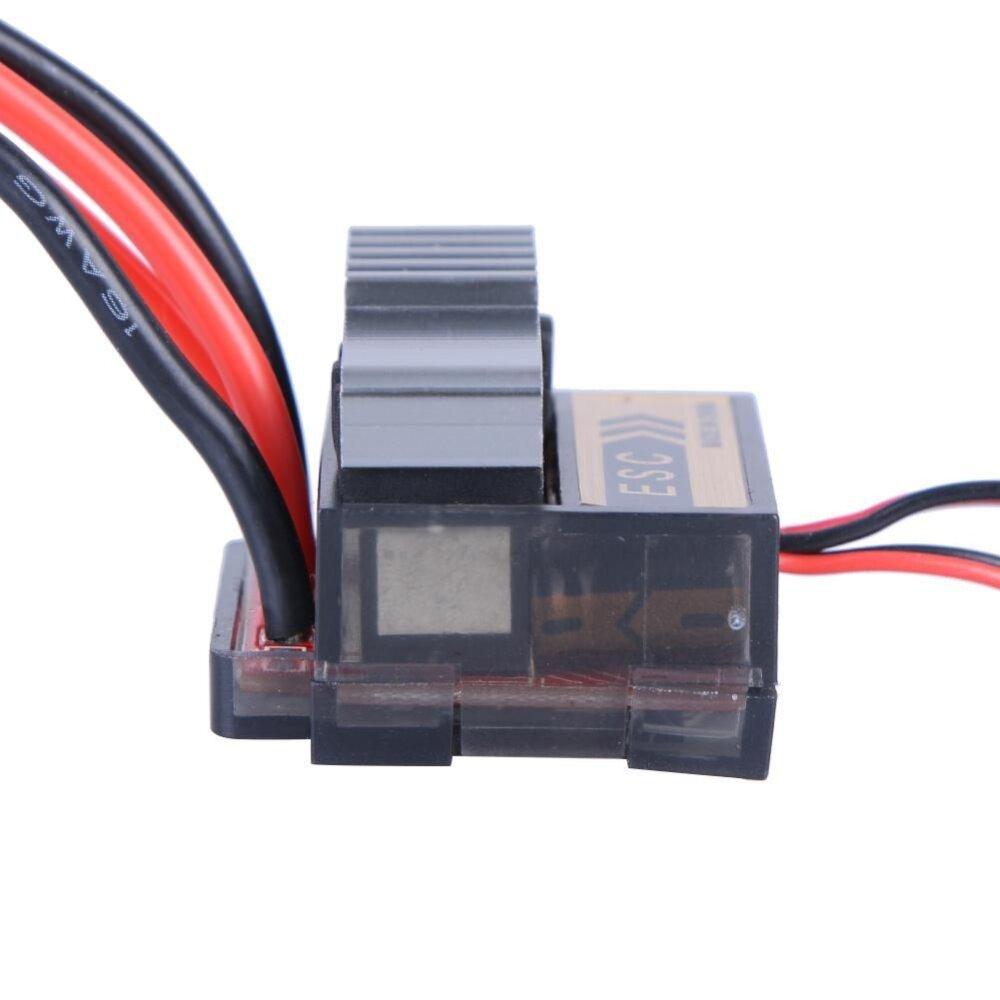 Brushed for HSP 320A Regulator 1/8 1/10 ESC Electronic .