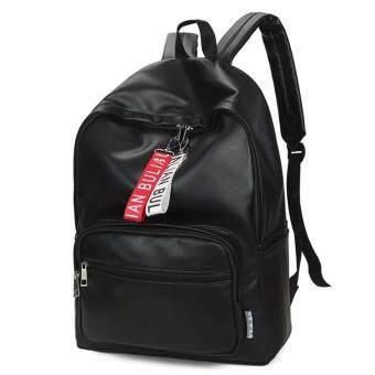 BULIAN กระเป๋าเป้สะพายหลัง สไตล์ผู้หญิงและผู้ชายเป็นกระเป๋าหนังอย่างดี