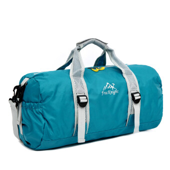 Camping Traveling Bag Mountaineering Waterproof HikingHandbag(Blue) - intl