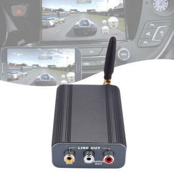 Car Auto 12V Wifi Miracast Screen Mirroring Box For IOS Android Display - intl