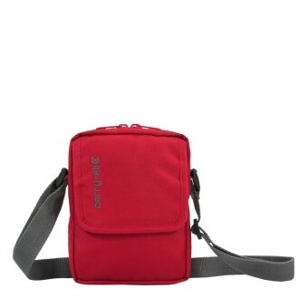 รีวิวพันทิป Carry-All กระเป๋าสะพายไหล่ รุ่น13574 สีแดง