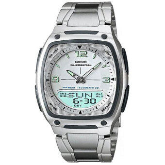 CASIO ACTIVE DIAL AW-81D-7AVDF สองระบบ