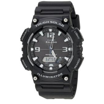 ซื้อ/ขาย Casio นาฬิกาผู้ชาย สีดำ สายเรซิ่น รุ่น AQ-S810W-1A2VDF