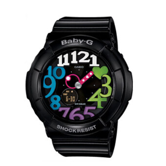 Casio Baby-G BGA-131-1B2 Black