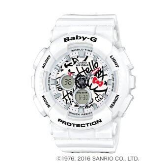 CASIO BABY-G HELLO KITTY LIMITED EDITION BA-120KT-7