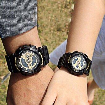 CURREN นาฬิกาข้อมือ รุ่น 8229 สีดำกรม