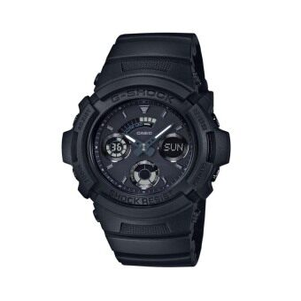 Casio G-Shock นาฬิกาข้อมือผู้ชาย รุ่น AW-591BB-1ADR (สีดำ)
