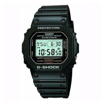 Casio G-Shock DW-5600E-1VDF Resin Band Green Watch - intl