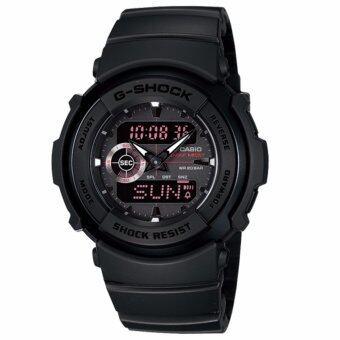2560 Casio G-Shock G-300ML-1 ประกัน CMG นาฬิกาข้อมือสำหรับผู้ชาย