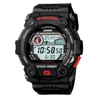 Casio G-Shock นาฬิกาข้อมือผู้ชาย รุ่น G-7900-1DR (สีดำ)