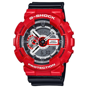 Casio G-shock นาฬิกาข้อมือ G-shock Ducati Limited Edition GA-110RD-4A