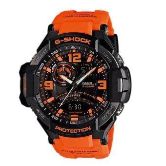 Casio G-Shock GA-1000-4 Orange