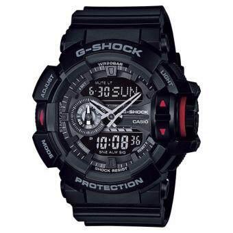 Casio G-Shock นาฬิกาข้อมือ - GA-400-1B