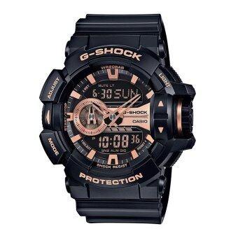 ซื้อ/ขาย Casio G-Shock GA-400GB-1A4DR Resin Band - Black