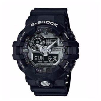 Casio G-Shock GA-710-1A Resin Band - intl