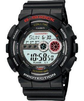 Casio G-Shock รุ่น GD-100-1ADR - สีดำ