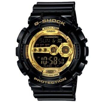 Casio G-Shock GD-100GB-1 Black