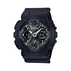 CASIO G-SHOCK Mini รุ่น GMA-S120MF-1ADR (CMG) นาฬิกาข้อมือ สายเรซิ่น สีดำ