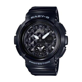 Casio G-Shock Women's Resin Strap Watch BGA-195-1A - intl