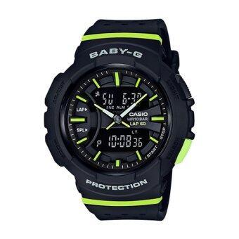 Casio G-Shock Women's Resin Strap Watch BGA-240-1A2 - intl