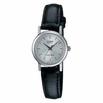 casio ltp 1095e 7adf 1491901788 93722451 5ac388dac5b49b54344ccc963f3a6d4e product ราคาถูกออนไลน์ Casio นาฬิกาข้อมือผู้หญิง สายหนัง สีดำ รุ่น LTP 1095E 7ADF